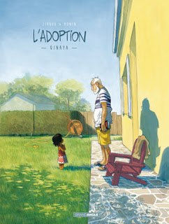 "Couverture de ""L'adoption, tome 1"""