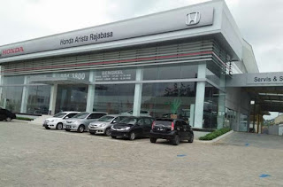 Honda Arista Rajabasa