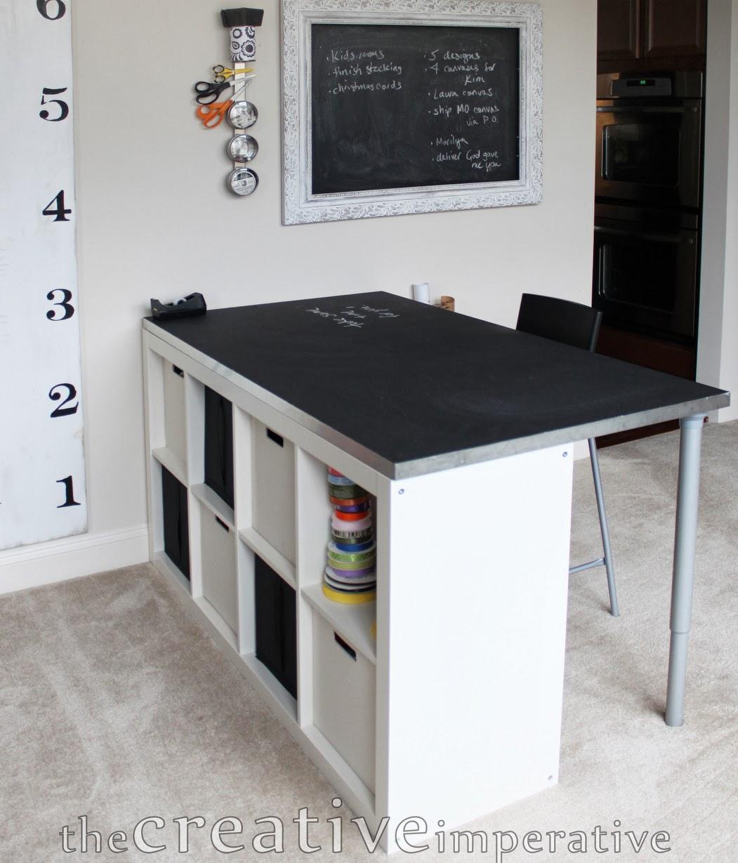 Boiserie c tavoli e scrittoi fai da te 15 idee - Crea cucina ikea ...