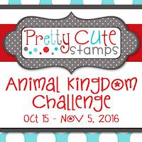 http://prettycutestampsblog.blogspot.com.es/2016/10/animal-kingdom-challenge.html