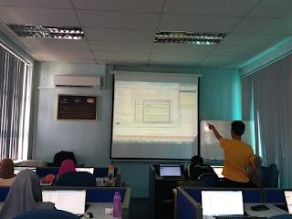 Kelas Joomla untuk penjawat awam