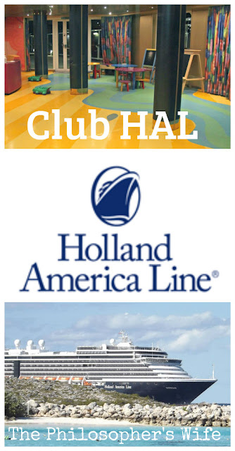 Our experience with Club HAL on our cruise was amazing.