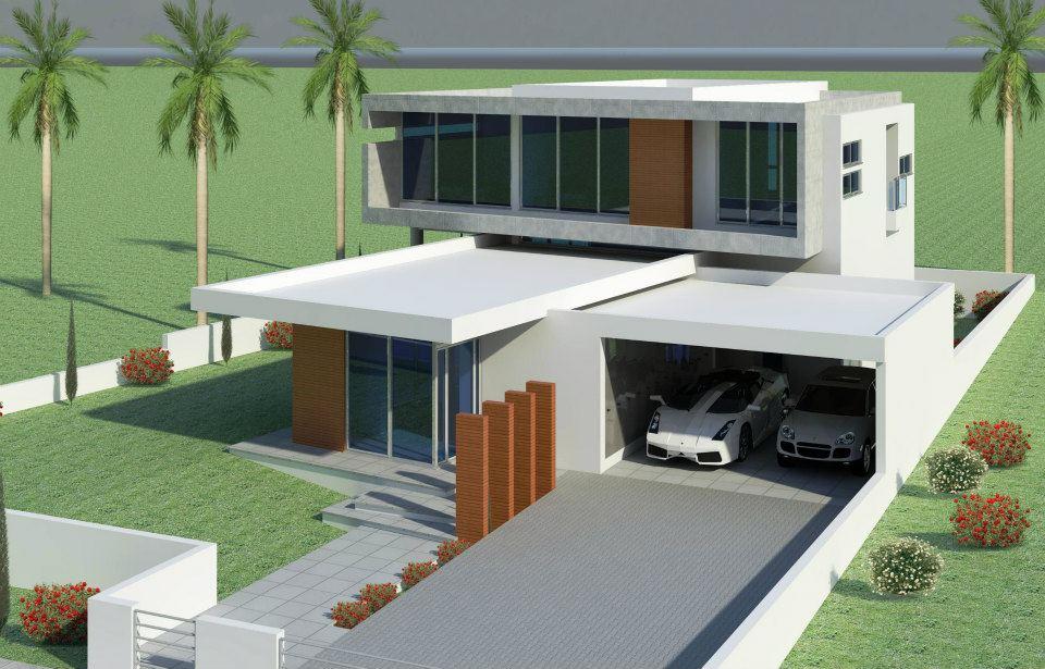 Modern beautiful home exterior design ideas latest.