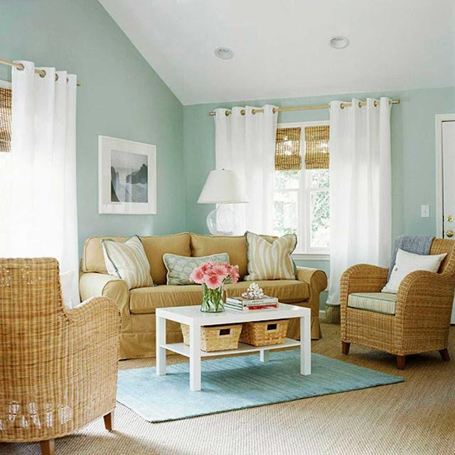 cara menata ruang tamu minimalis sederhana
