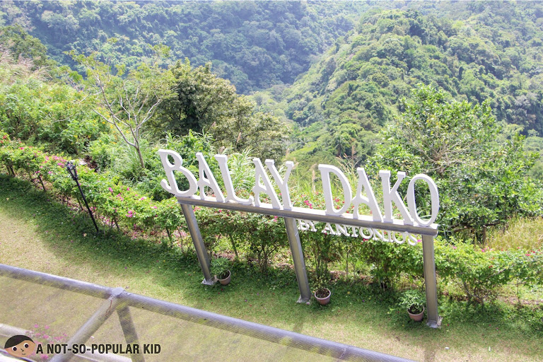 Balay Dako by Antonio's Signage in Tagaytay