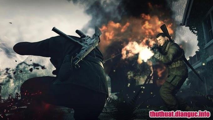 Download Game Sniper Elite 4 Full Cr@ck