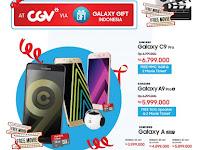 Samsung A series dan C series promo harga baru lebih murah + bonus pembelian