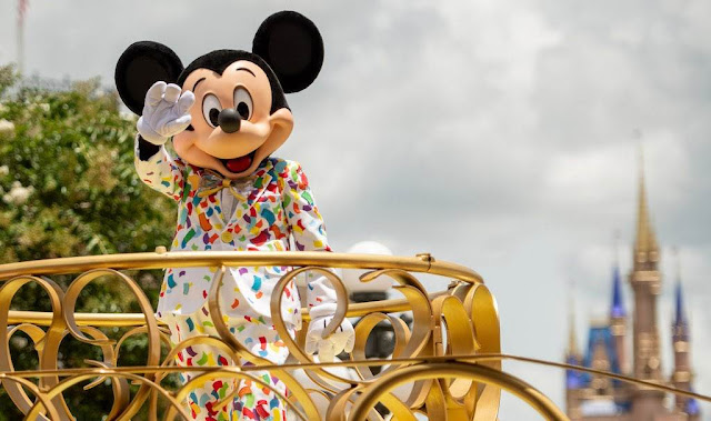 official reopening of Disney Magic Kingdom and Animal Kingdom reimagined character meet and greets new safety and health measures