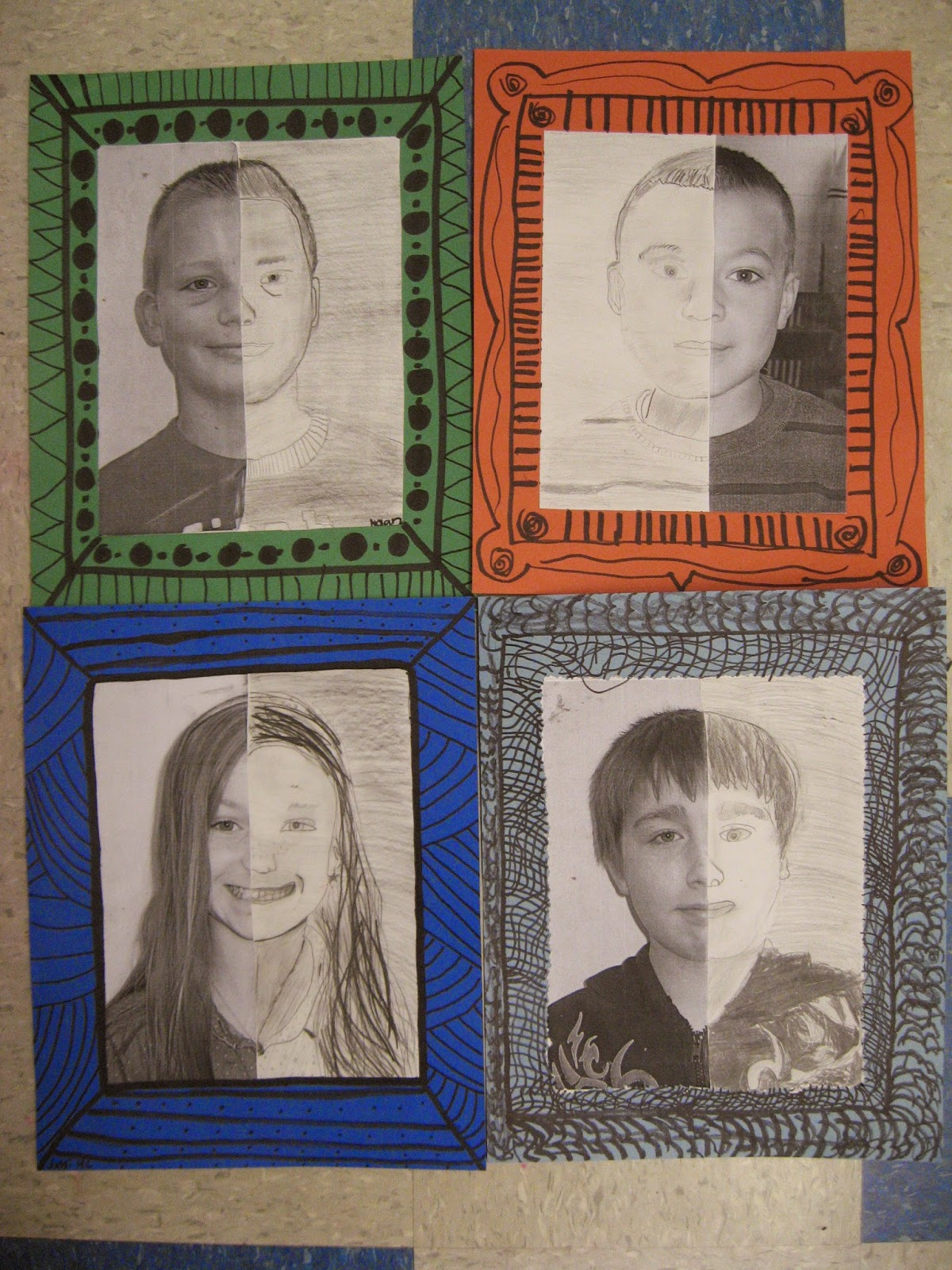 Jamestown Elementary Art Blog 4th Grade Mary Cassatt