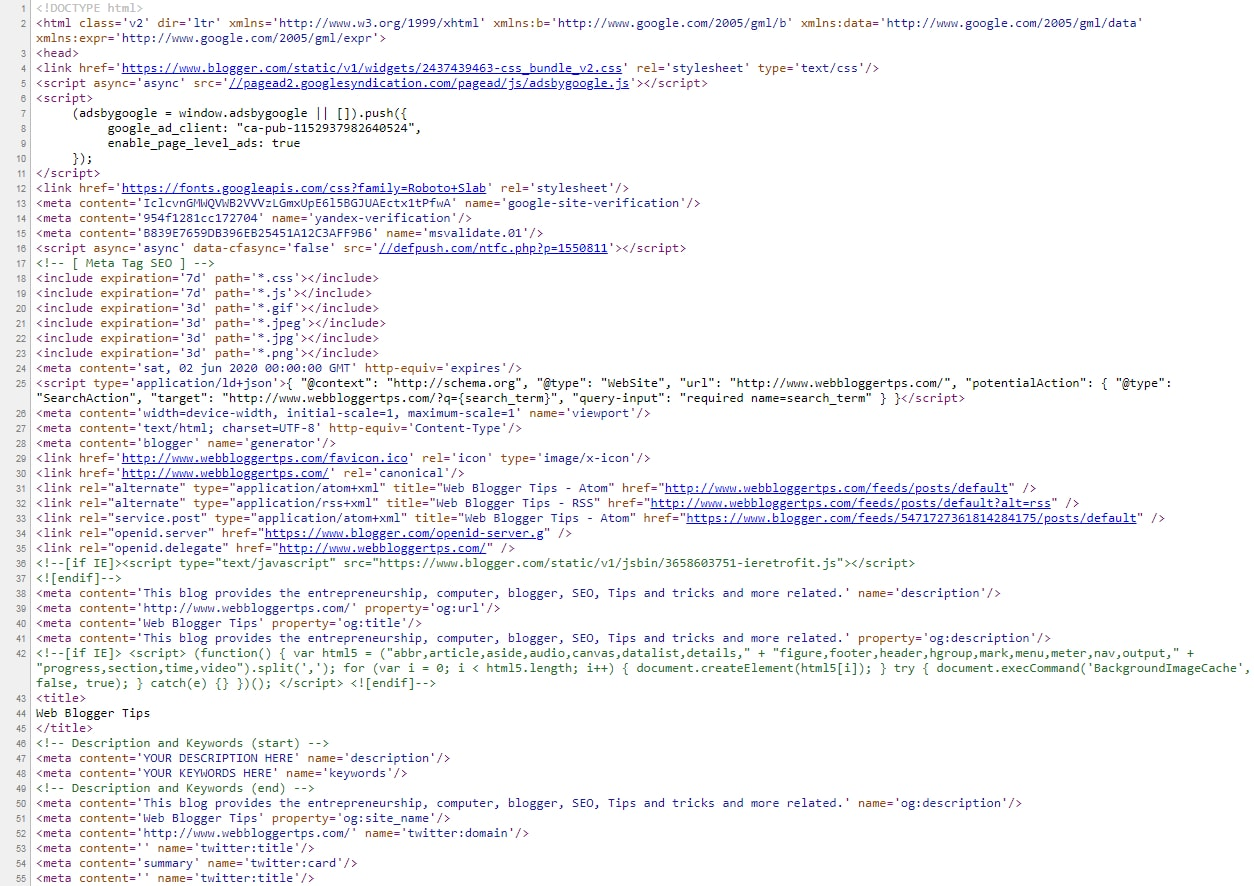 Viewing HTML, Inline and Internal CSS Styles