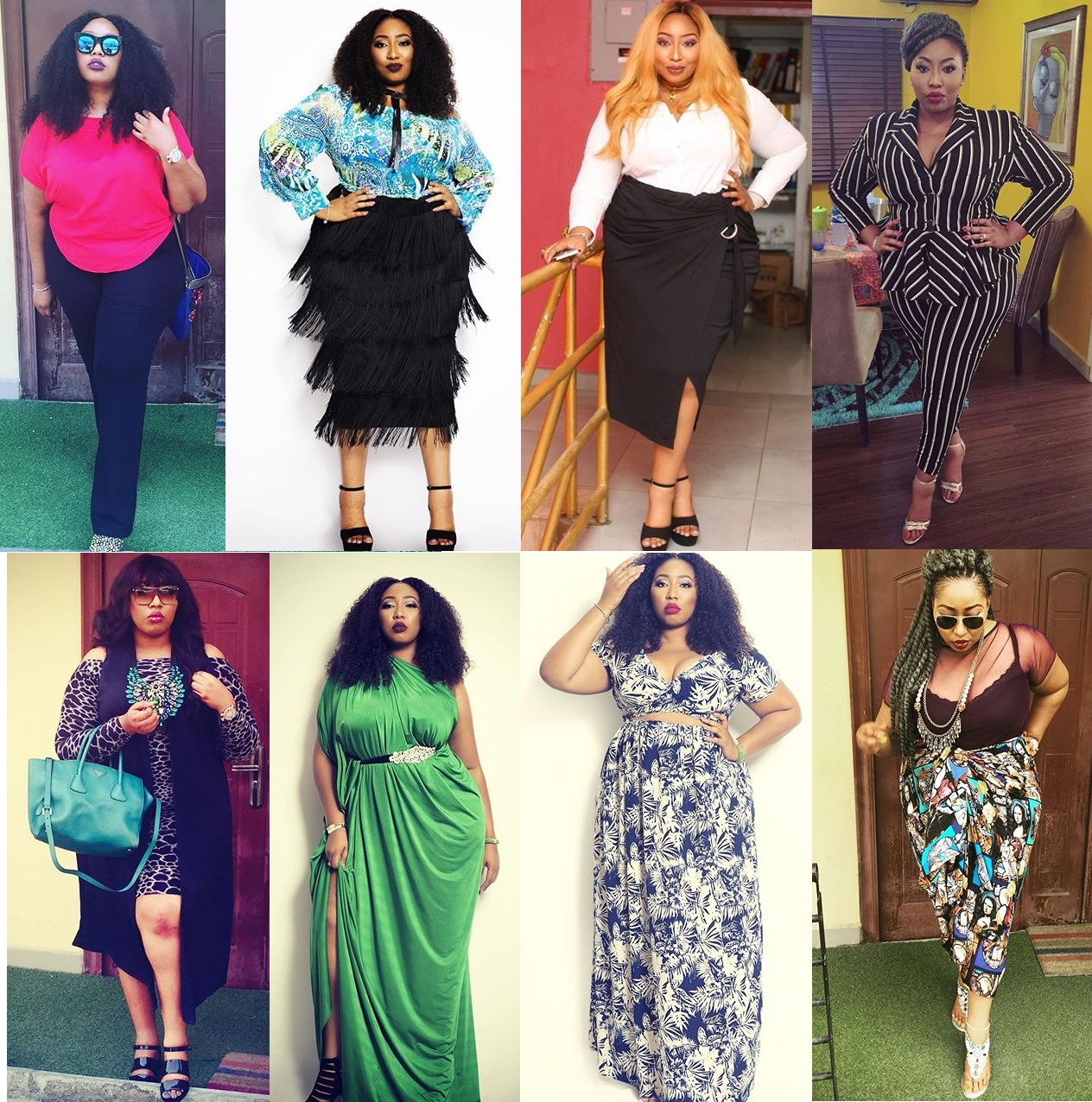 Image result for Lifestyle and fashion journalist Latasha Ngwube