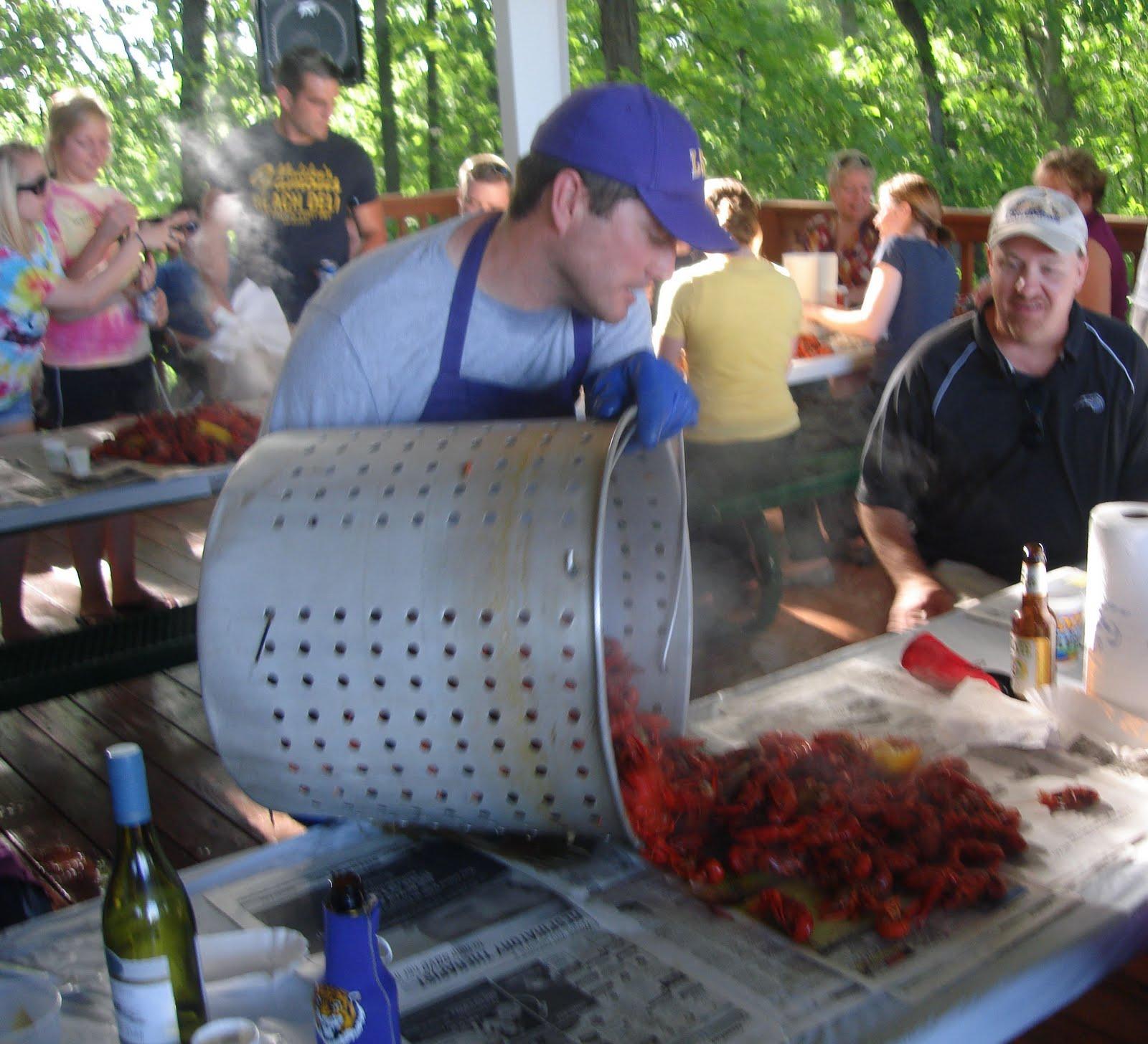 Blue's Clues: Crawfish Boil St. Louis Style