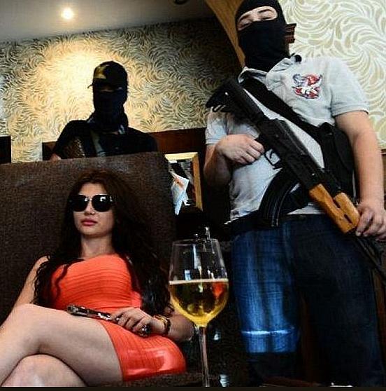 La China, Αρχηγός Καρτέλ Ναρκωτικών, Melissa Margarita Calderon Ojeda