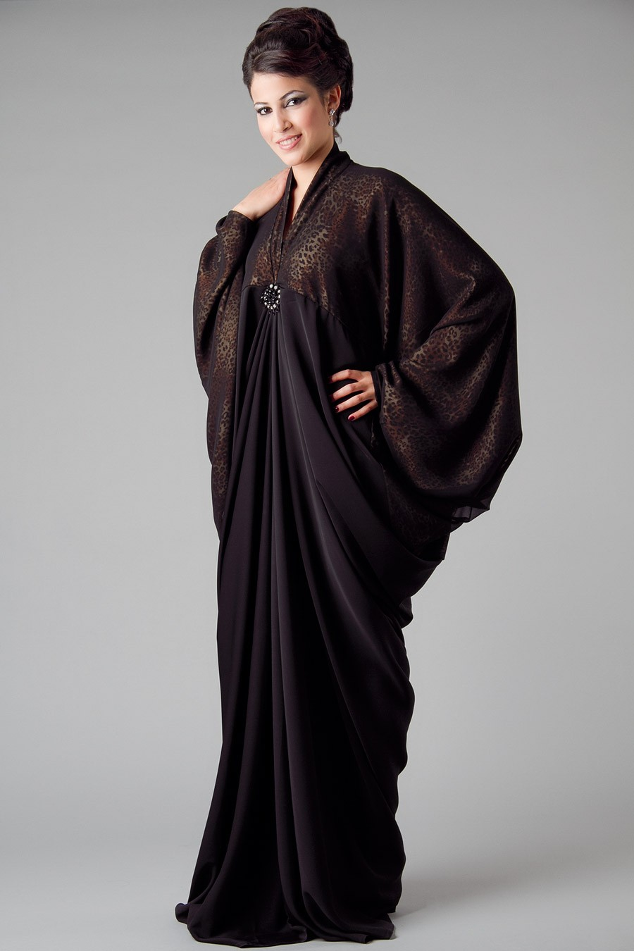 abaya dress in nigeria