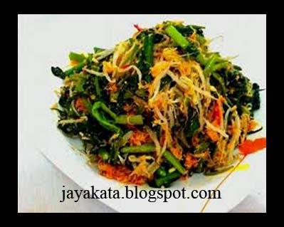 Resep dan Cara Membuat Urap Sayuran