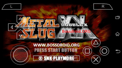 Download Game Metal Slug XX PPSSPP PSP ISO ANDROID