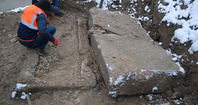 Roman-era tombs found in Western Turkey