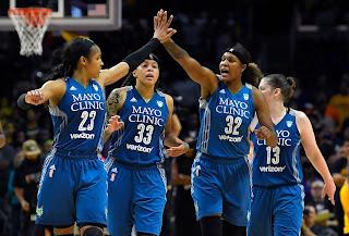 BALONCESTO (WNBA Finals 2016) - Maya Moore lleva a Minnesota a recuperar el factor cancha y fuerza el quinto partido