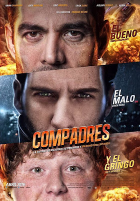Descargar Compadres 2016 DVDrip (Español Latino)