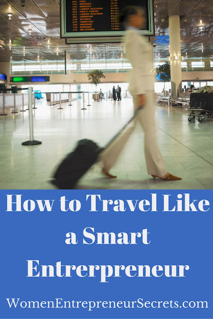 how to travel like a smart entrepreneur