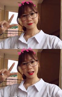 Gái xinh facebook Chii Bé Đào Kim Chi