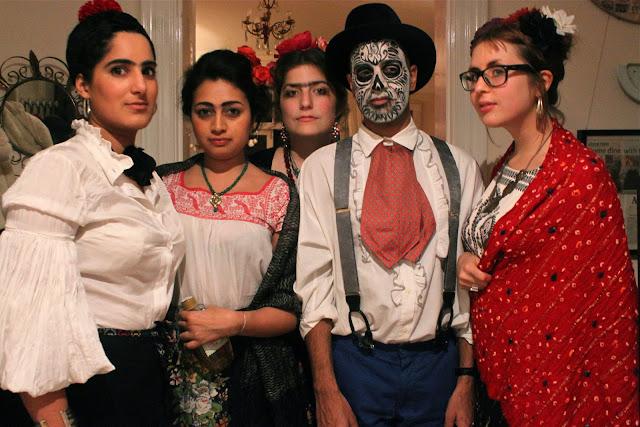 msmarmitelover's Frida Kahlo supperclub