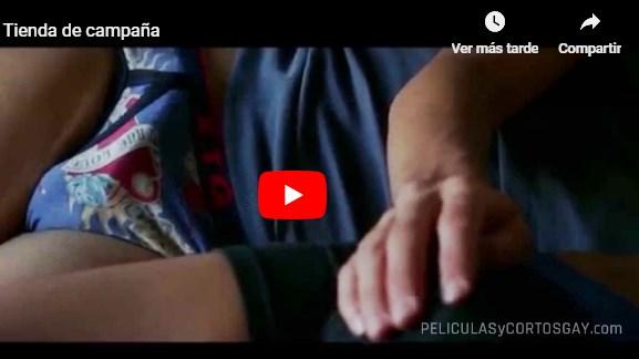 CLIC PARA VER VIDEO Tienda De Campaña - CORTO GAY - España - 2015
