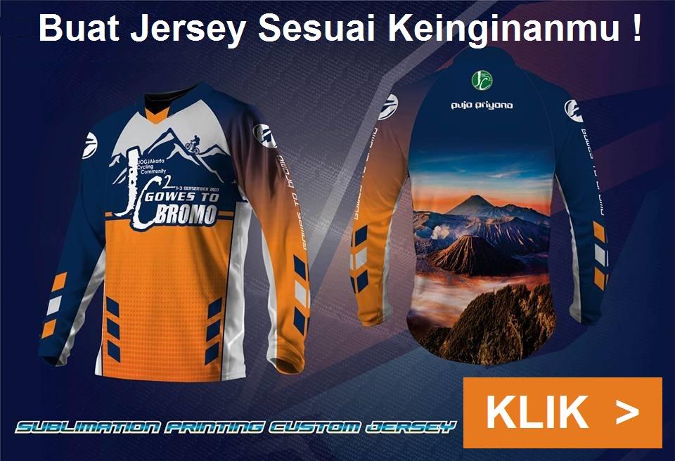 Jersey Pakaian Kaos Komunitas