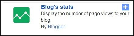 Blog stat