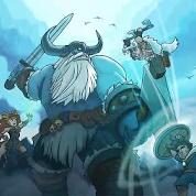Vikings The Saga MOD APK 1.0.32 Unlimited Crystals Terbaru Android