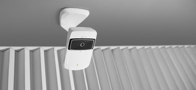 TP-LINK launches NC200 Cloud Camera with 300 Mbps W-Fi connection and Wi-Fi signal extender