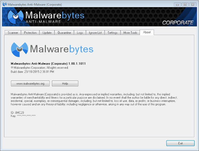 Malwarebytes Corporate Full Version