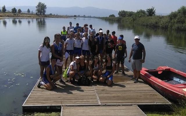 Ναυταθλητικός Όμιλος Ηγουμενίτσας: 4 ασημένια και 1 χάλκινο μετάλλιο