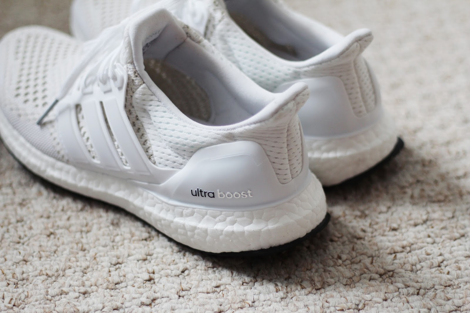 c362d8649 Adidas Ultra Boost Triple White Womens usapokergame.co.uk