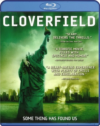 Download Cloverfield 2008 Dual Audio Hindi 720p BRRip 700mb