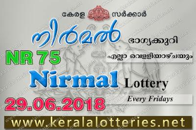 Kerala Lottery, Kerala Lottery Results, Kerala Lottery Result Live, Nirmal, Nirmal Lottery Results,