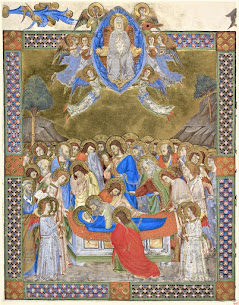 Vigil of the Feast of the Assumption – The Dormition of the Virgin