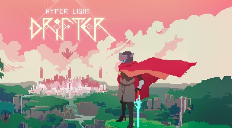 Hyper Light Drifter Free Download Poster