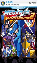 mega man legacy collection 2 pc full espanol portada - Mega Man Legacy Collection 2-DARKSiDERS