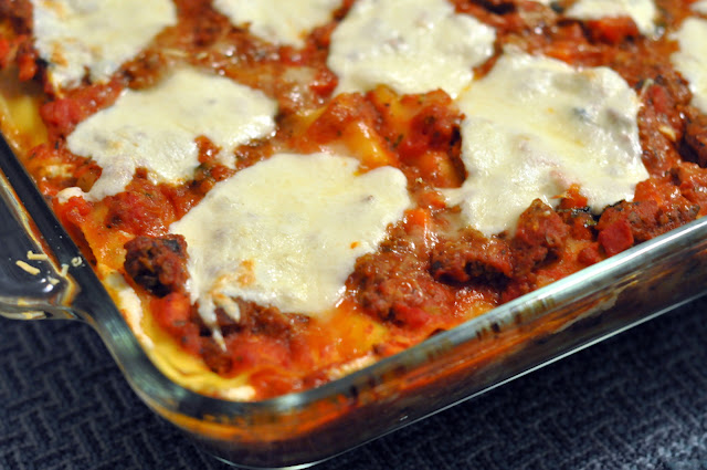 Simple Meat Lasagna | Taste As You Go