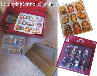 Inventive Advent Calendar Equipping Catholic Families