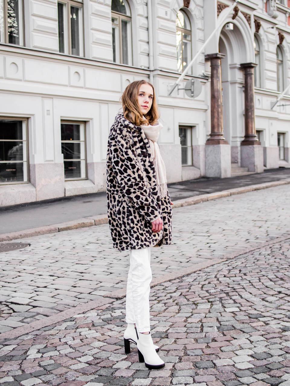 Scandinavian fashion blogger winter street style - Talvimuoti, muotiblogi, Helsinki