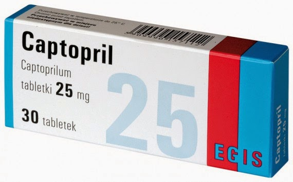 10 Side Effects of Captopril for the Body Should Know