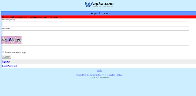 [Hacking Tutorial] How To Hack Any Unsecured Wapka Site Without Error