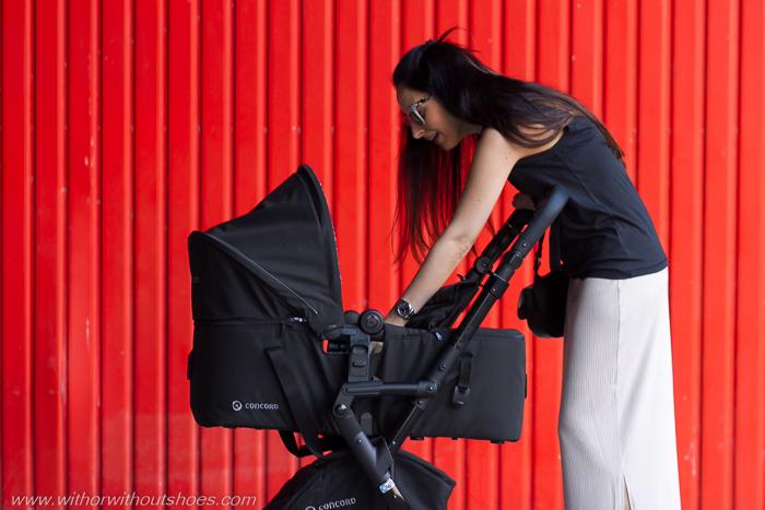 opinion carro bebe Neo Mobility Set de Concord mejor calidad precio