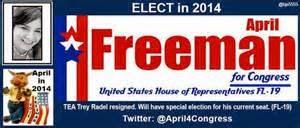 april freeman