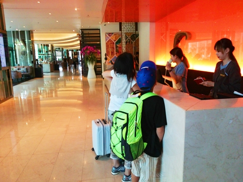チャトリウム ホテル リバーサイド バンコク(CHATRIUM HOTEL RIVERSIDE BANGKOK)