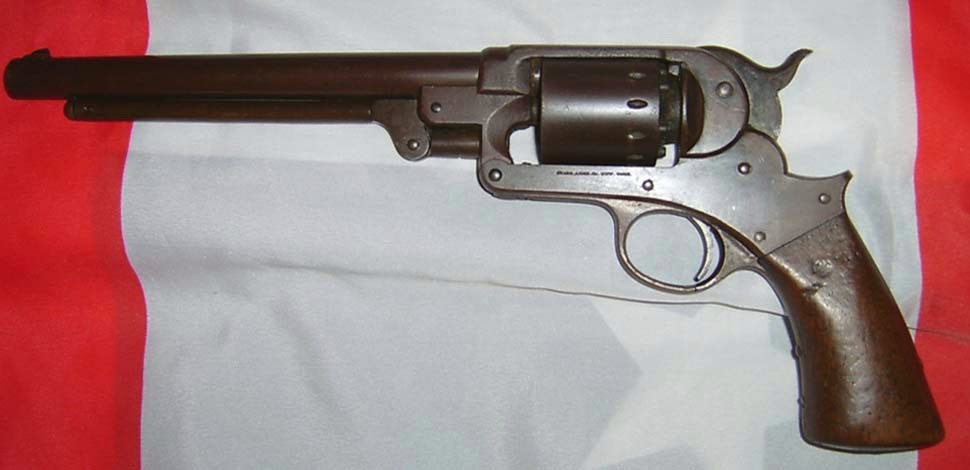 1863 Starr Single Action