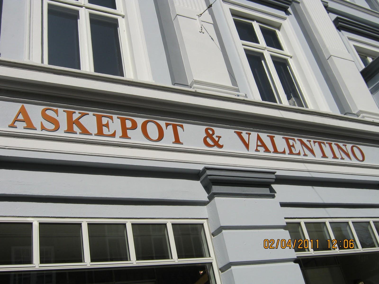 askepot og valentino