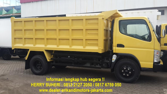 paket kredit dp kecil colt diesel dump truck 2019